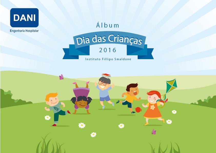 Álbum ação dia das crianças 2016