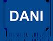 DANI Engenharia Hospitalar Logotipo