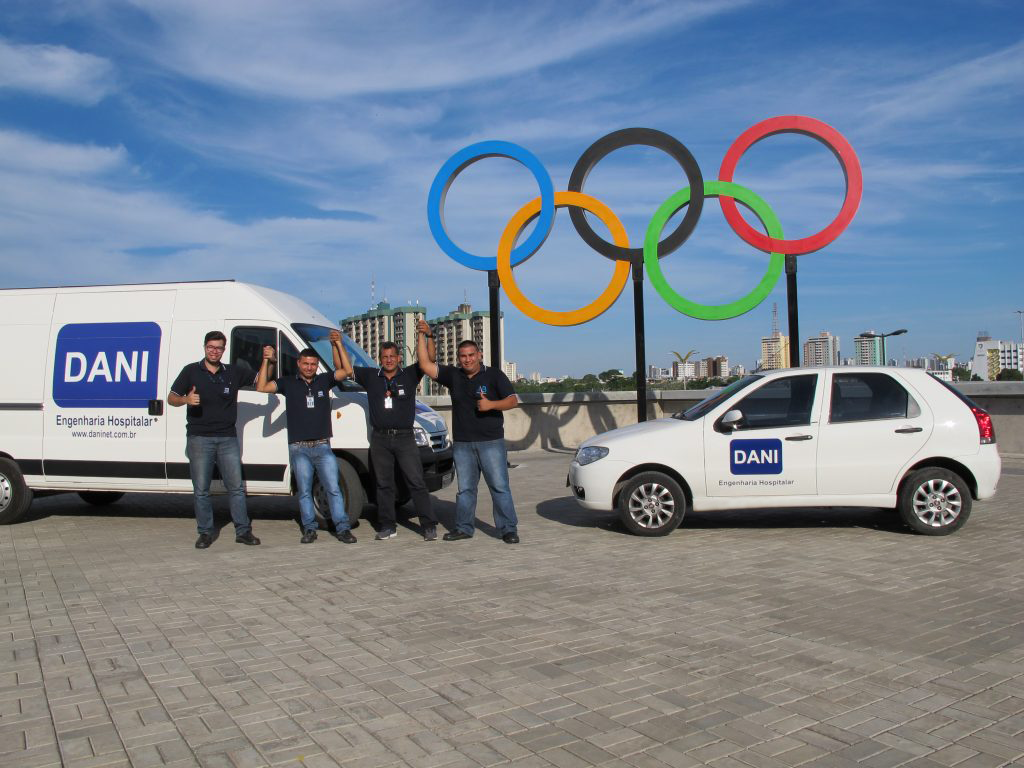 Equipe Dani Olímpica